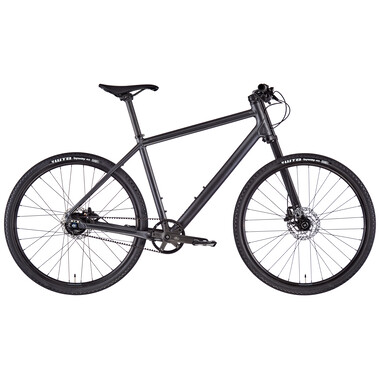 Vélo de Ville CANNONDALE BAD BOY 1 Noir 2020